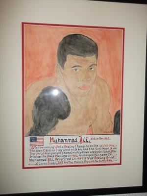 Ali The Greatest 2. Nov 2015, GSA,HS, For JEHOVAH 14.