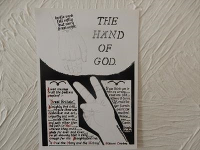 The Hand Of GOD, Oct 2009, RLP.