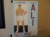 Ali The Greatest 4, May 2016, HS, FJ38. by The Meek, Glasgow Cowboy., Drawing