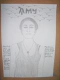 Amy(2 off 1) Aug 2015, HS. For JEHOVAH 12. by Glasgow Cowboy, Drawing