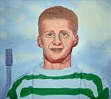 Celtic,s Jinky. May 2014,  HS and IP. FTGOJ 10. by Glasgow Cowboy, Painting, Oil on panel