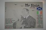 Celtic,s Mr Stein. Sept 2012,  HS and T103. by Glasgow Cowboy, Drawing, Charcoal on Paper