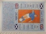 Davie Cooper of RANGERS FC, July 2012, HS. by The Meek, Glasgow Cowboy., Drawing