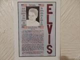 ELVIS, April 2019, HS, FJ52. by The Meek, Glasgow Cowboy., Drawing