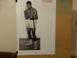Muhammad Ali 6 work in progress ODAAT. Dec 2019. by The Meek, Glasgow Cowboy., Drawing