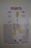 Pearce of England. Nov 2009. McN RLP. by Glasgow Cowboy, Drawing