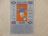 RANGERS DAVIE COOPER, July 2012, HS. by The Meek, Glasgow Cowboy., Drawing