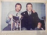 SOUNESS AND SIR DAVID. by The Meek, Glasgow Cowboy., Photography