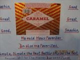 Tunnocks Simple The Best. Sept 2017 FJ 40. by The Meek, Glasgow Cowboy., Drawing